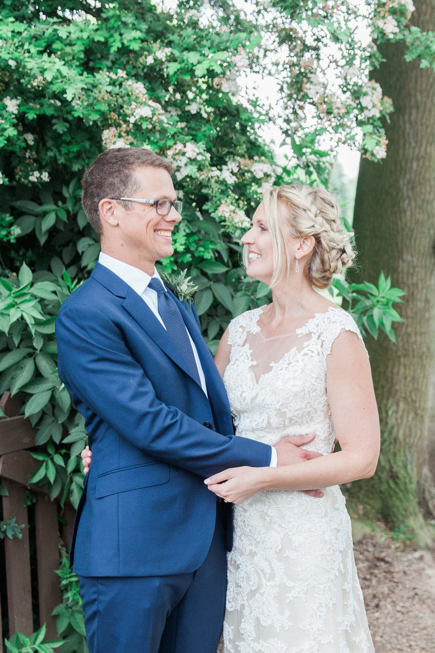 London wedding photographer at Belair House